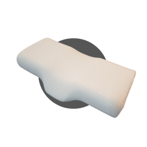 Beauty bed pillow for salon use