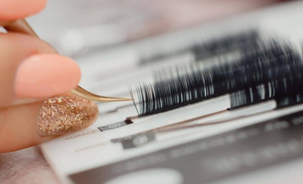 Classic Eyelash Extensions course perth