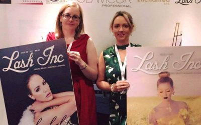 Lash Inc Journal Australasia Edition is launched!
