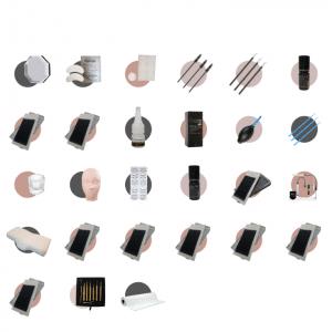 Classic Eyelash Extension Professional Kit contents